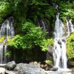 吐竜の滝|北杜市