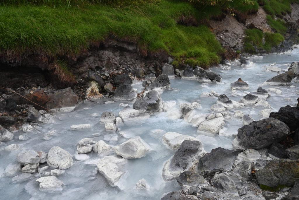 玉川温泉 自然探究路