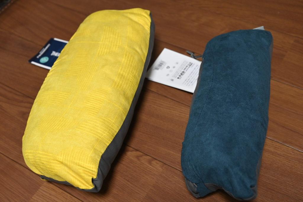 サーマレストの枕