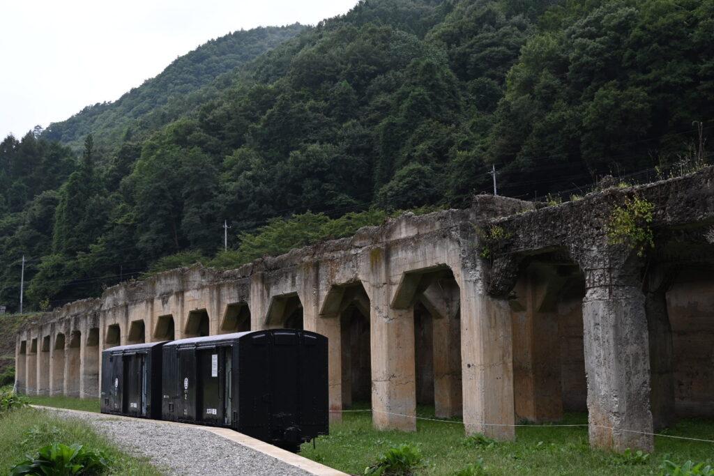 旧太子駅 ホッパー